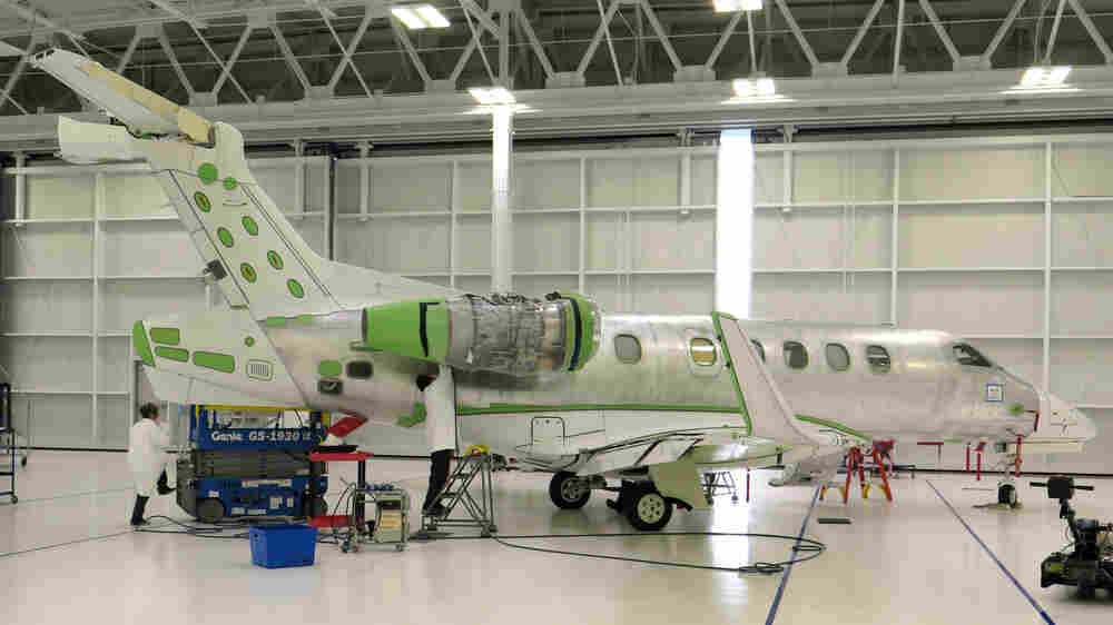 With Shuttles Gone, Private Ventures Give Florida's Space Coast A Lift