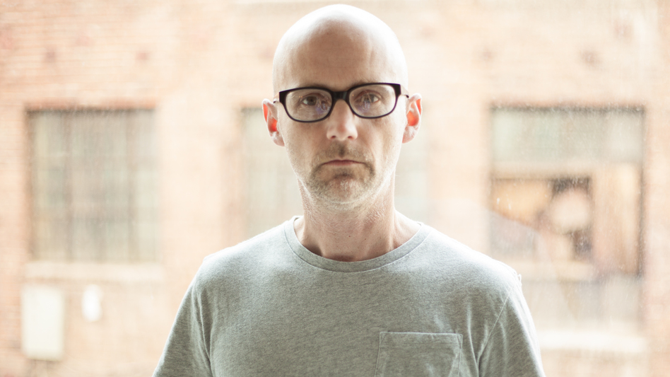 Moby's new memoir, Porcelain, is a tale of dance clubs, DJs, and New York City in the 1990s. (Courtesy of the artist)