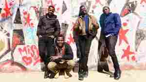 Songhoy Blues On World Cafe