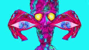 Fox/Soper Duo Opens Portals To Neon Realms In 'I' Video
