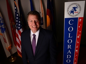 """Colorado GOP chairman Steve House is one of 29 unbound delegates who recently announced their support for Donald Trump, getting the candidate to the """"magic number"""" needed to clinch the Republican nomination."""