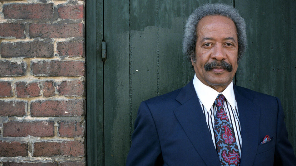 Allen Toussaint's new album, American Tunes, comes out June 10. (Courtesy of the artist)