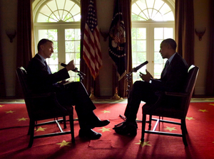 NPR's Steve Inskeep interviews President Obama at the White House about the Iran nuclear deal.