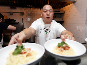 Eddie Huang is a chef and restaurateur, a TV host and the author of two memoirs.