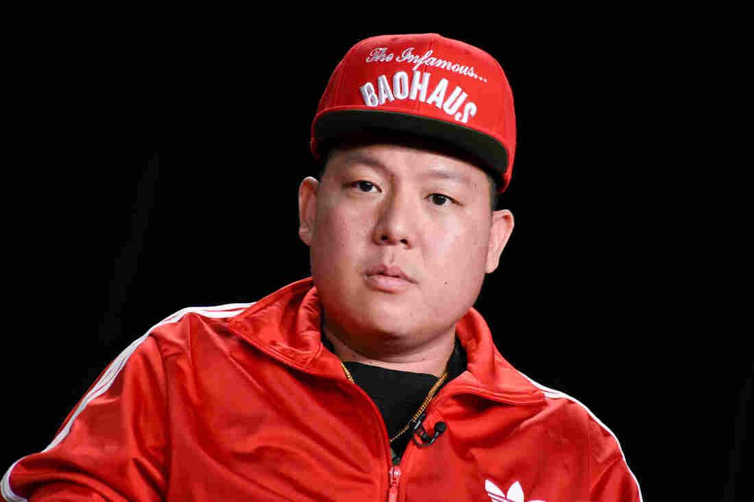 Eddie Huang.