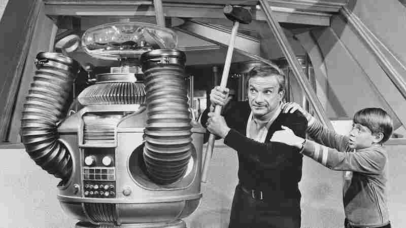 """""""Danger, Will Robinson!"""" The danger-sensing abilities of the newly developed robot system far exceed those of the Robot in the classic TV series Lost in Space."""