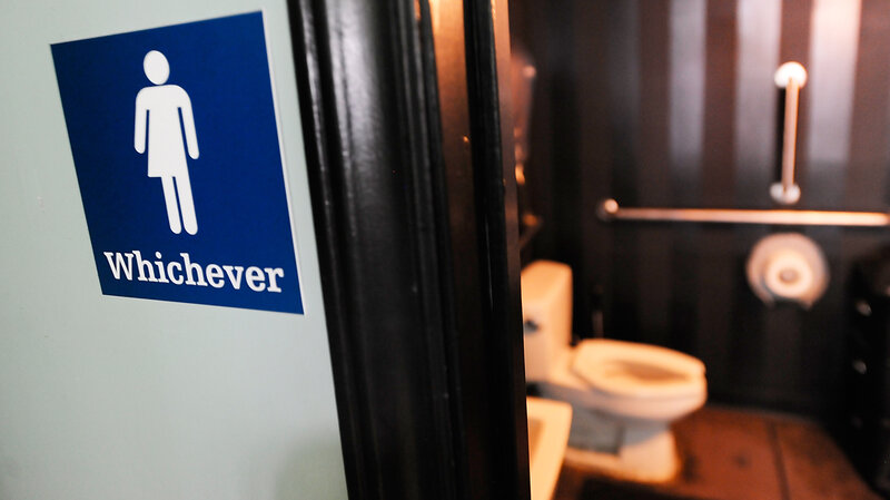 People Have Been Fighting Over Transgender Access To Bathrooms For