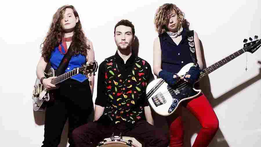 """The Accidentals wrote """"Michigan And Again"""" on a fan's suggestion, as a love song for the members' home state."""