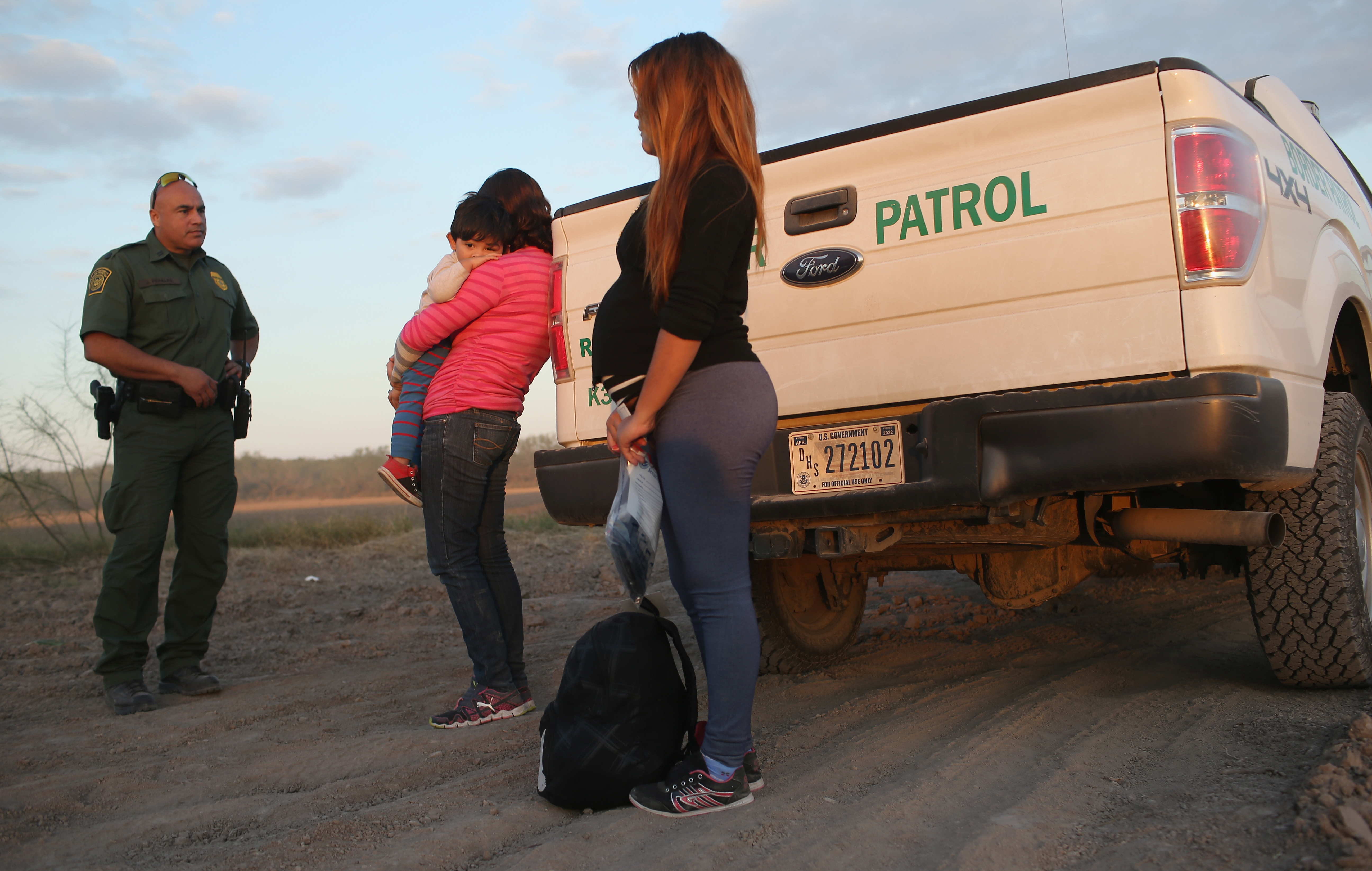 U S Mexico Border Sees Resurgence Of Central Americans