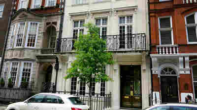 Formations House, located in a stately Georgian house in London, specializes in creating other companies.