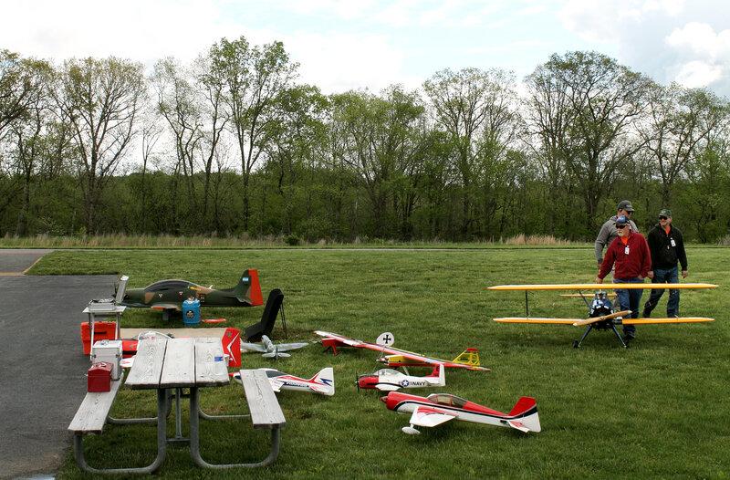 In Aircraft Modelers' Friendly Skies, Drones Bring