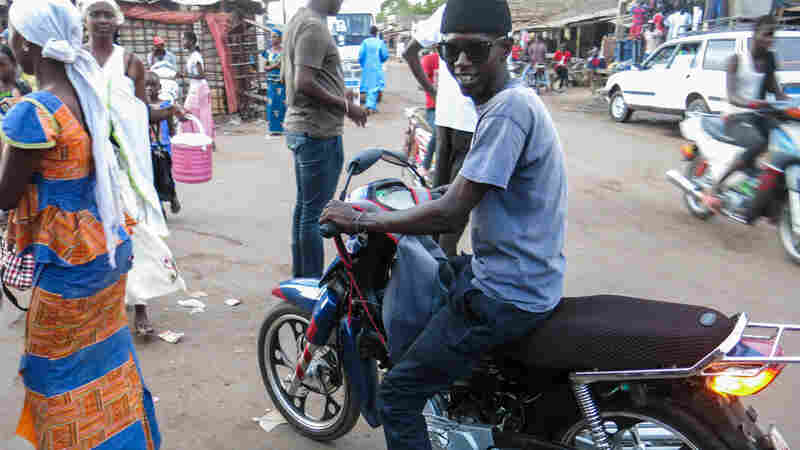 In Senegal, They're Dreaming Of Europe