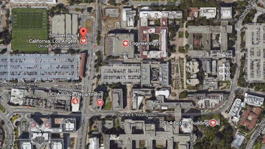 2 People In Murder-Suicide Shooting On UCLA Campus : The ... on ucla mascot, ucla direction map, westwood map, ucla seal, ucla california map, ucla parking lot map, ucla tuition, ucla map pdf, ucla bruins, ucla housing, ucla map and area, campbell hall ucla map, ucla logo, ucla address, ucla residence hall map, ucla pool, ucla school map,