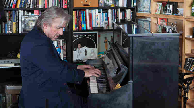 Barry Douglas: Tiny Desk Concert