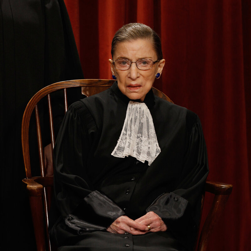 Ruth Bader Ginsburg Does Not Intend To Retire Anytime Soon Npr