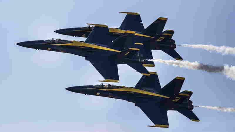 Blue Angels Pilot Dies After Crash During Training Near Nashville