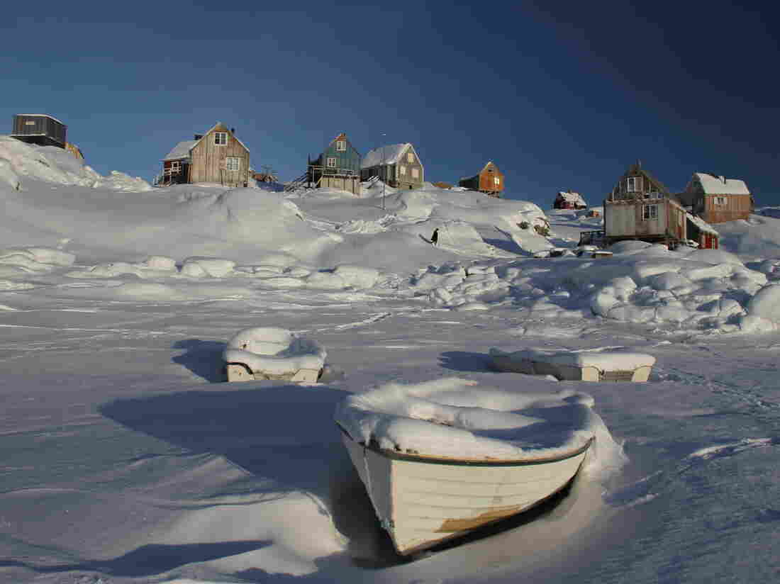 One reporter wrangles with greenland 39 s high suicide rate npr for Sound bound fishing
