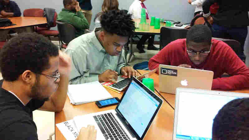 Coding While Black: Hacking The Future Of The Tech Industry