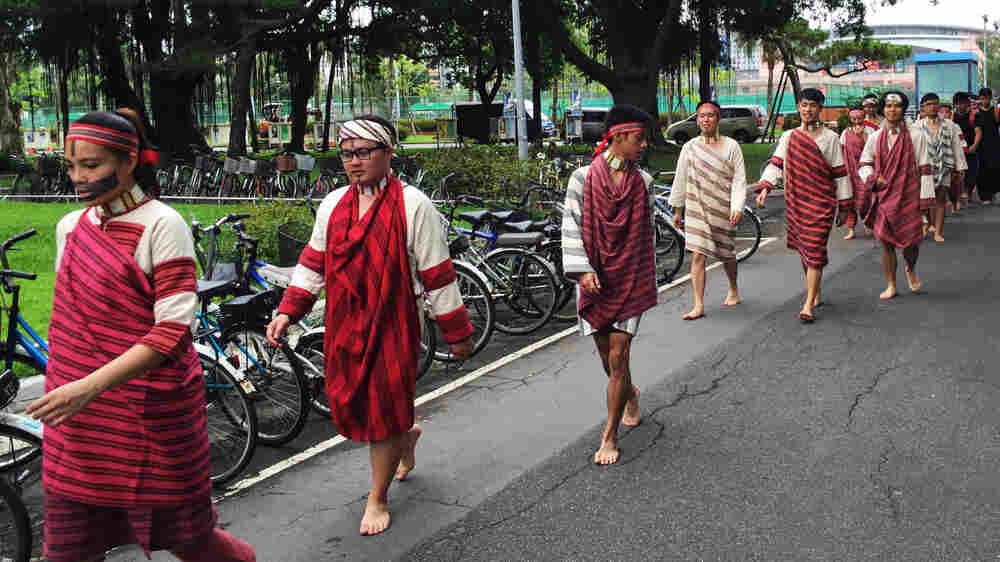 Taiwan's Aborigines Hope A New President Will Bring Better Treatment