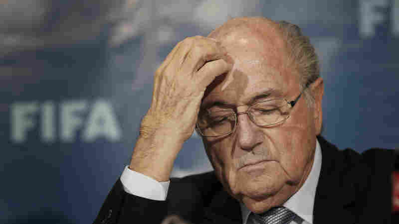 Ex-FIFA Head Blatter, 2 Others Allegedly Paid Themselves $80 Million