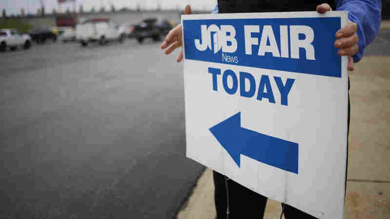 U.S. Economy Adds Just 38,000 Jobs In May, Far Short Of Expectations
