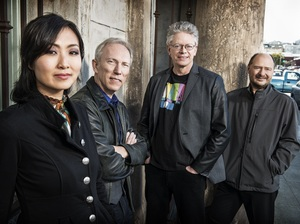 Kronos Quartet has commissioned 50 pieces of music for its latest project, Fifty for the Future.