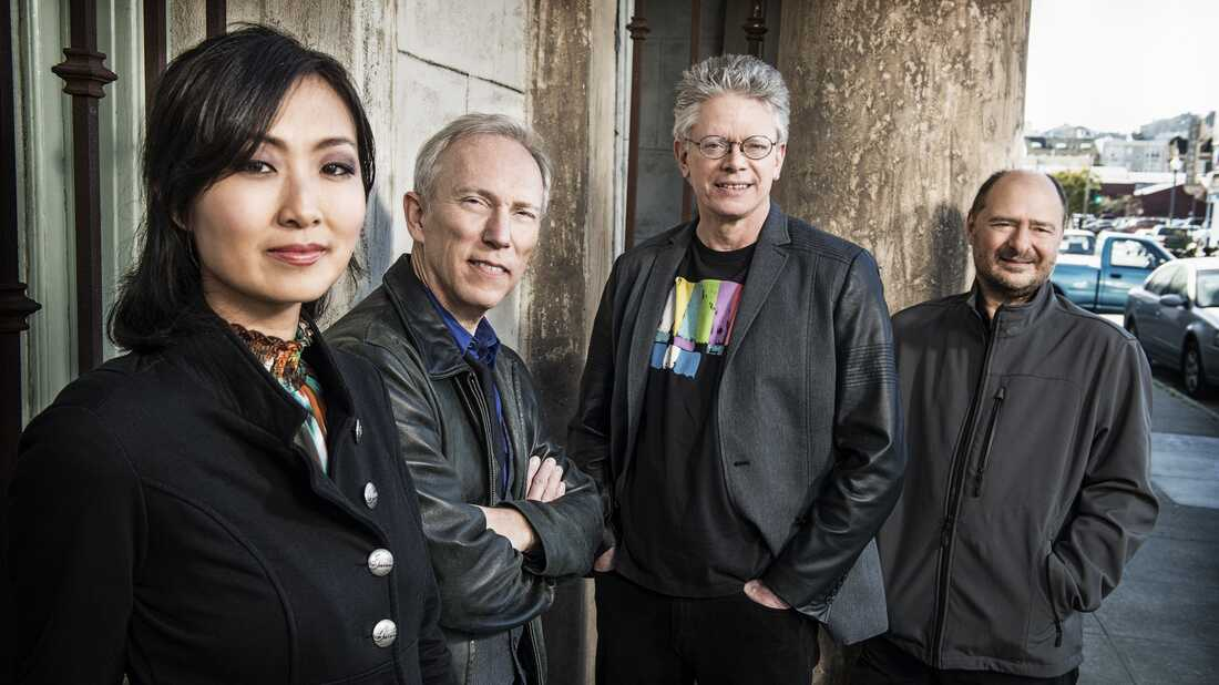 Kronos Quartet Wants To Give You Free Music — And Teach You How To Play It