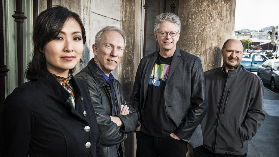 Kronos Quartet has commissioned 50 pieces of music for its latest project, <em>Fifty for the Future</em>.