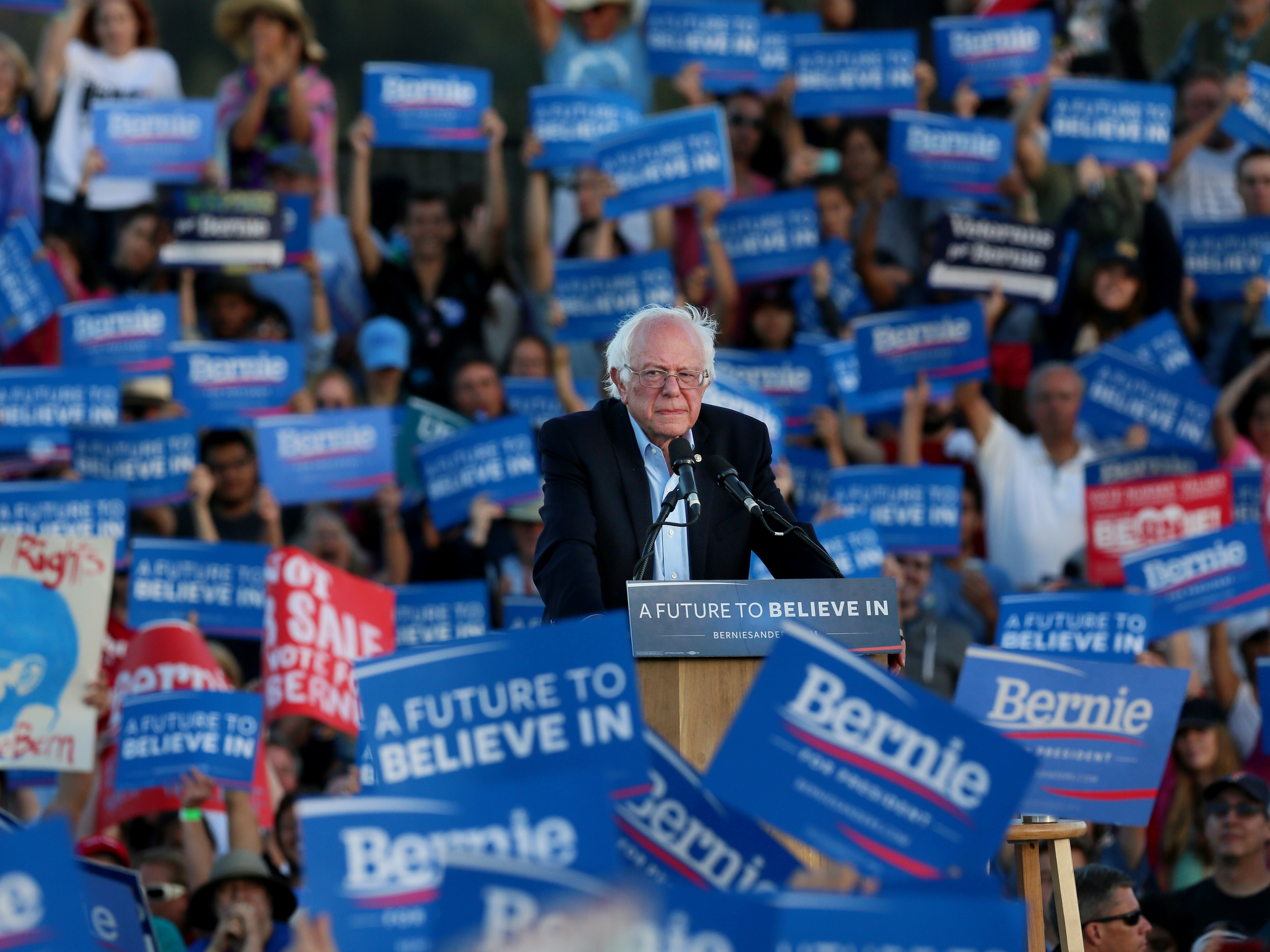Was California The Last Weekend At Bernie's House Of Hope?
