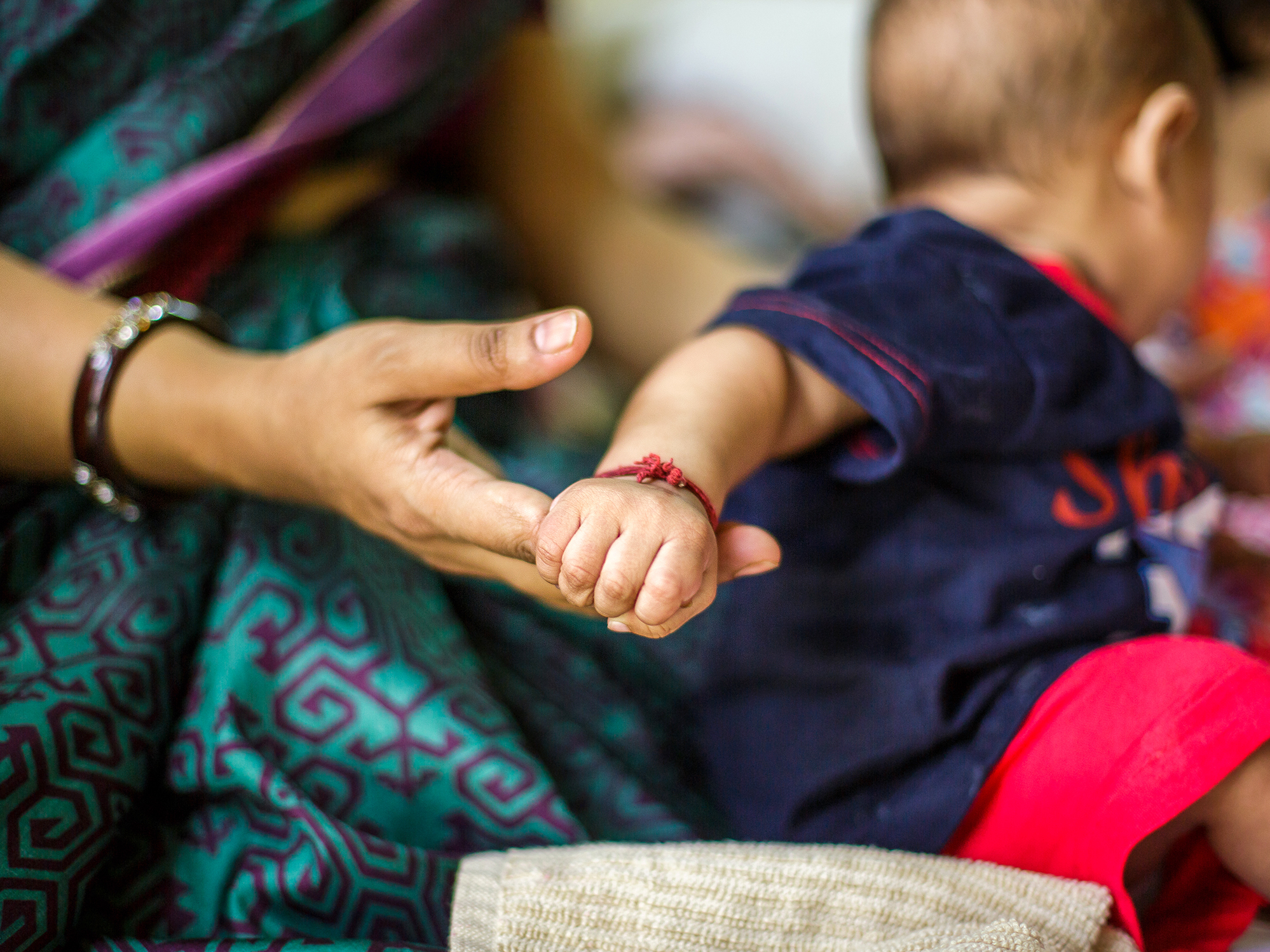 Nutrition In 'The First 1,000 Days' Of Life Can Shape A Child's Future