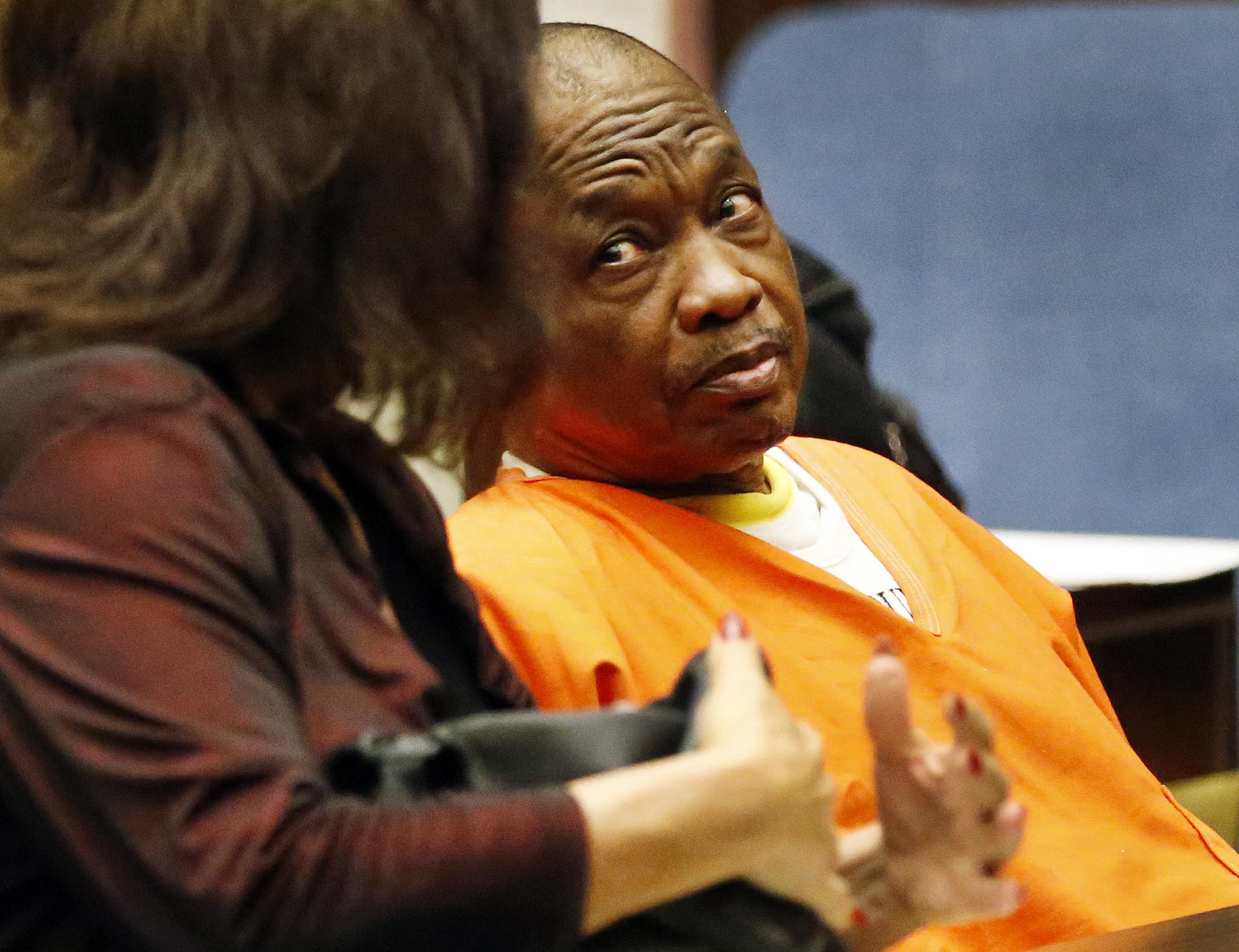 Jury Gives 'Grim Sleeper' Serial Killer A Death Sentence