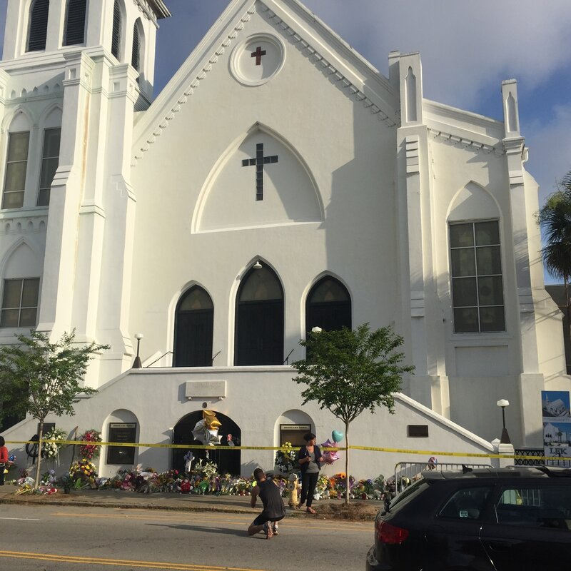 How A Shooting Changed Mother Emanuel, Charleston's Oldest