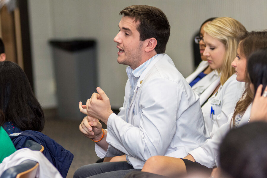 If you want to become a medical researcher, do you have to go to med school?