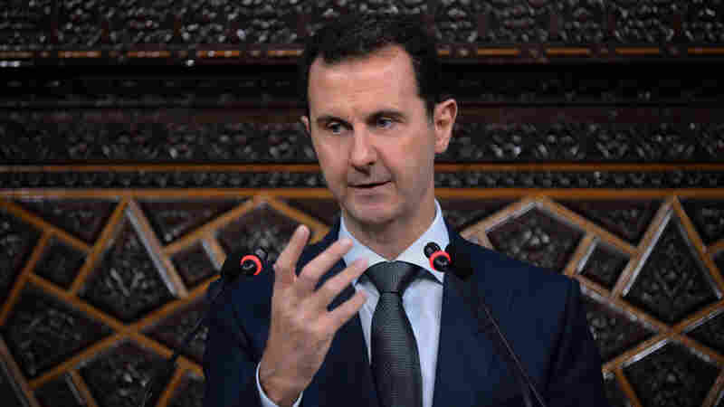 Bashar Assad's Defiance Points To A Syrian Peace Effort In Tatters