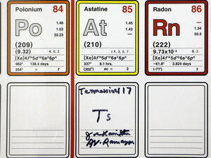 Hello nihonium scientists name 4 new elements on the periodic enlarge this image an entry on the periodic table of the elements urtaz Gallery