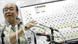 Hello, Nihonium. Scientists Name 4 New Elements On The Periodic Table