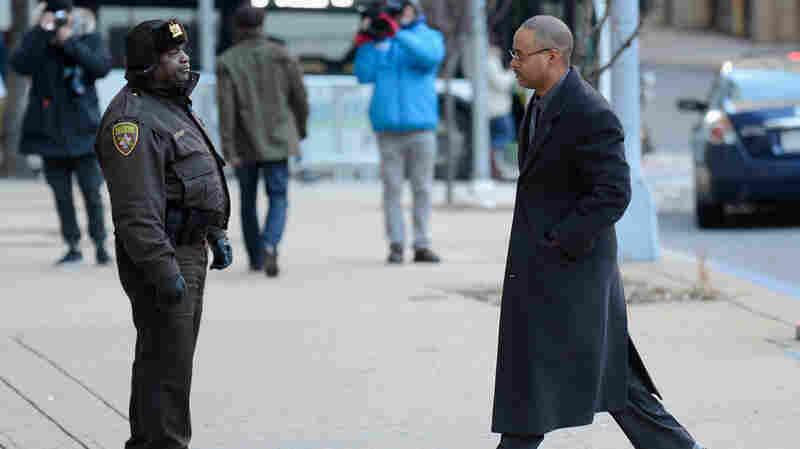 Murder Trial Begins For Officer Who Drove Van In Freddie Gray Case