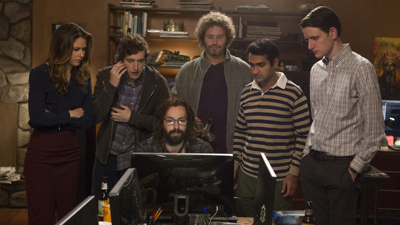 In HBO's 'Silicon Valley,' The Comedy Is Inspired By Real-Life Tech Culture  : NPR