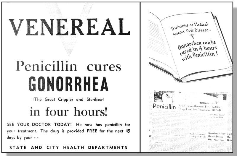 Penicillin Still Packs A Punch For Syphilis : Shots - Health