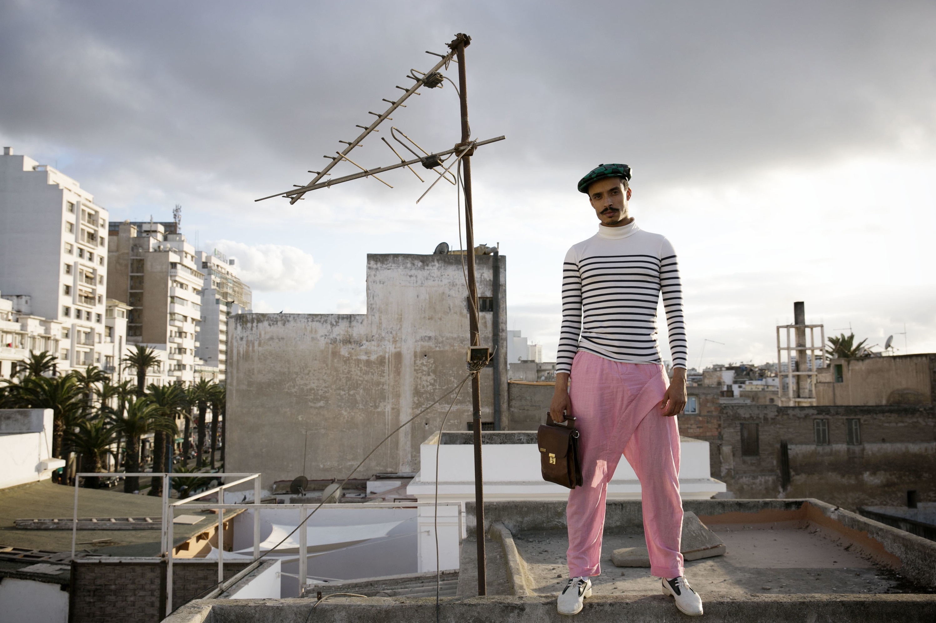 See What The 'Cool People' Are Wearing In Four Cities In Africa
