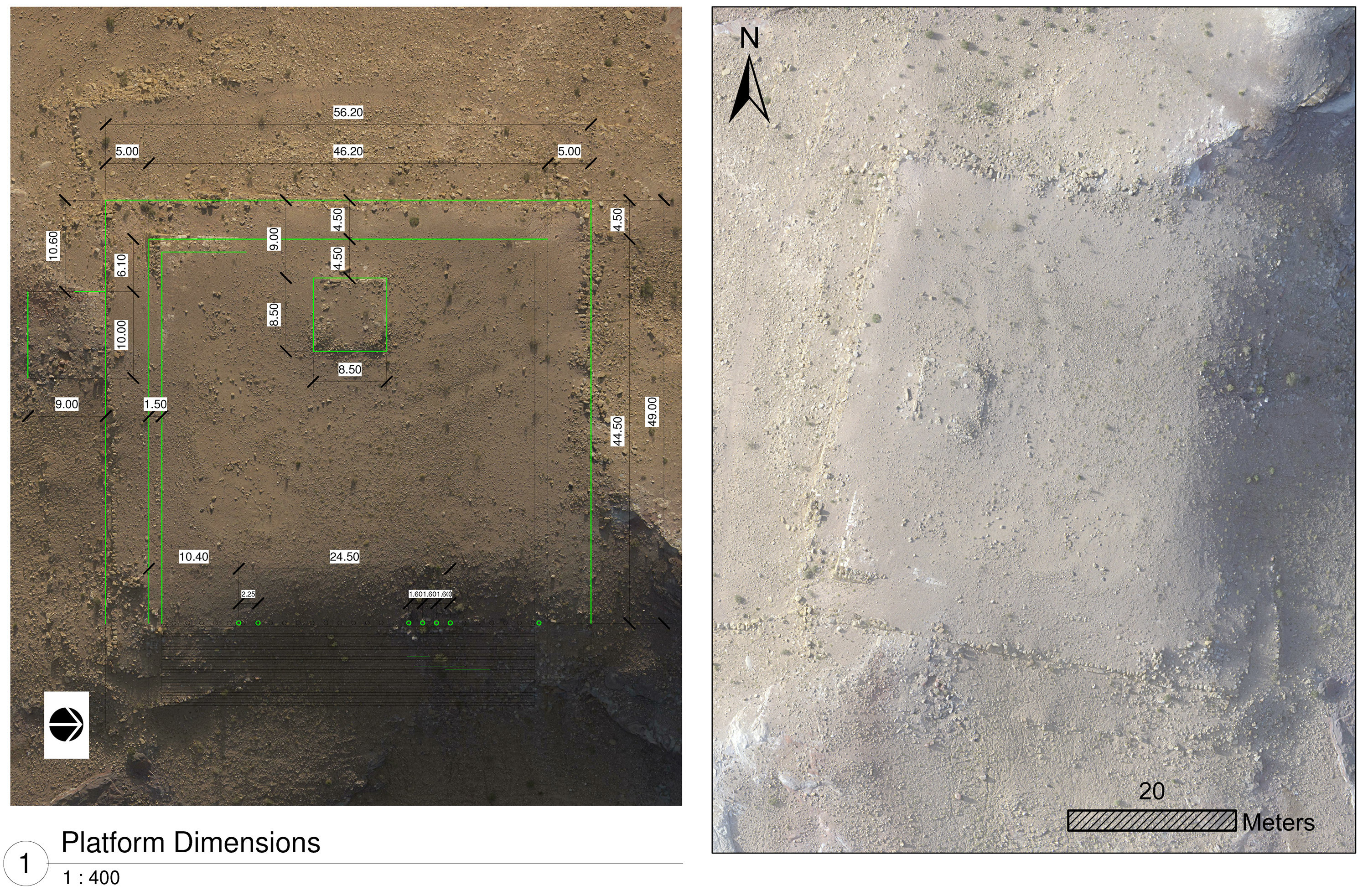 Massive Structure Found 'Hiding In Plain Sight' At Ancient Site Of Petra
