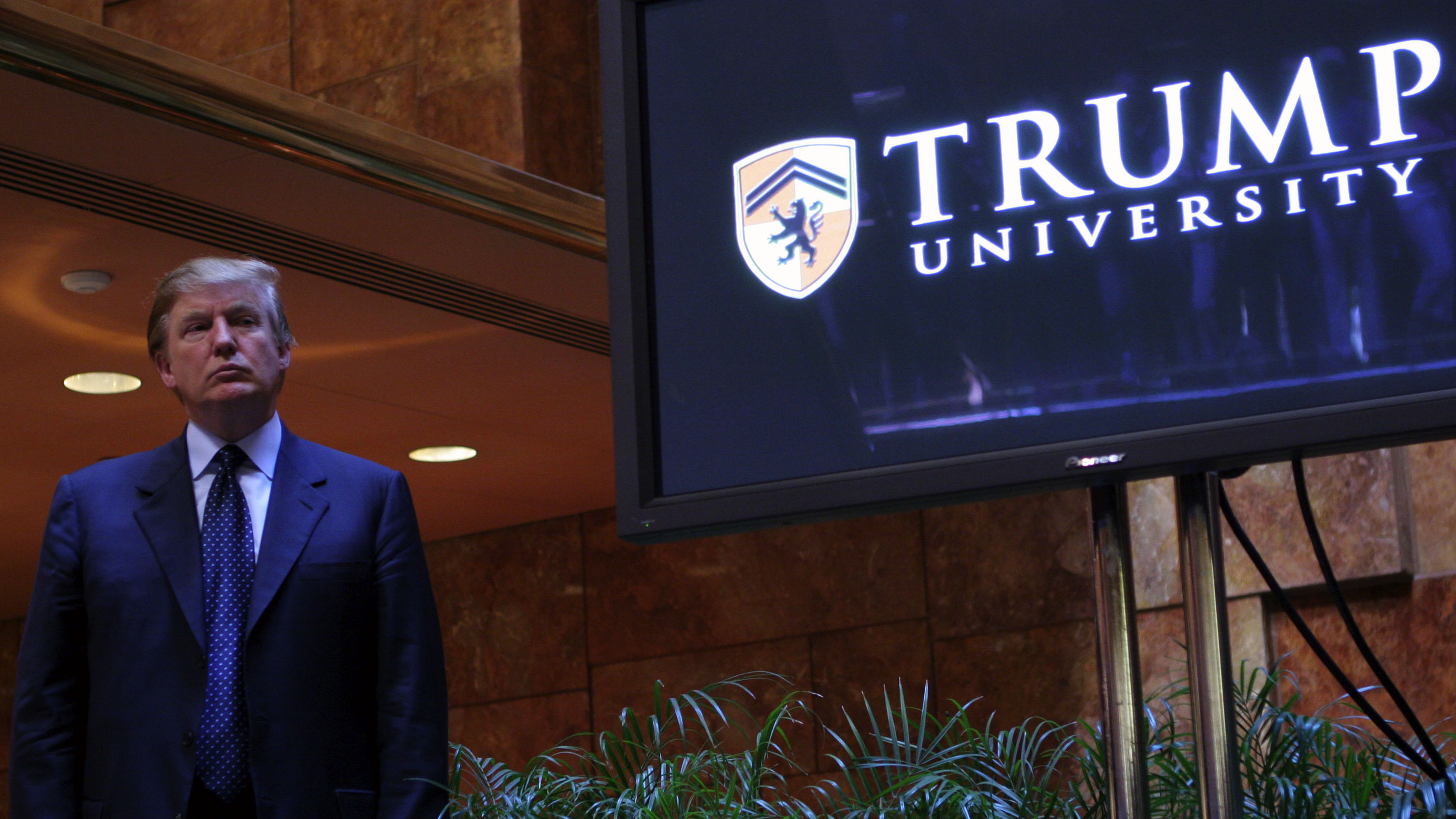 Trump University Is Like Other For-Profit Colleges But Without The Degree