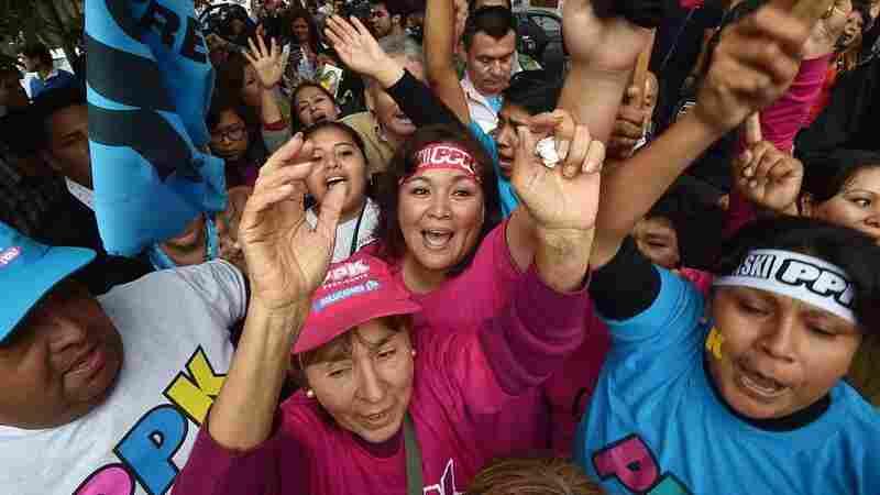 Keiko Fujimori Concedes Defeat To Pedro Kuczynski In Peru's Presidential Vote