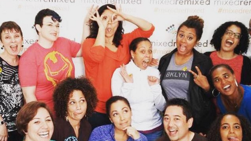 A Festival For Mixed-Race Storytellers — And Everyone Else, Too