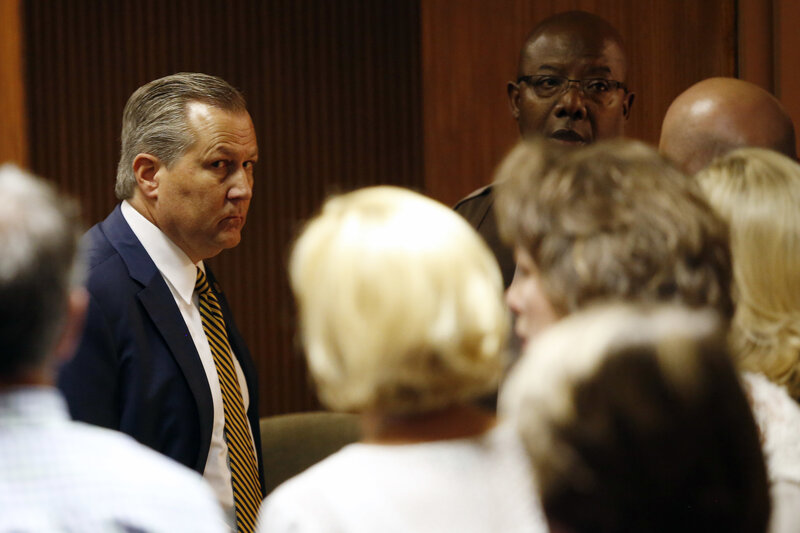 Mike Hubbard, Alabama Speaker Of The House, Convicted On 9 Ethics