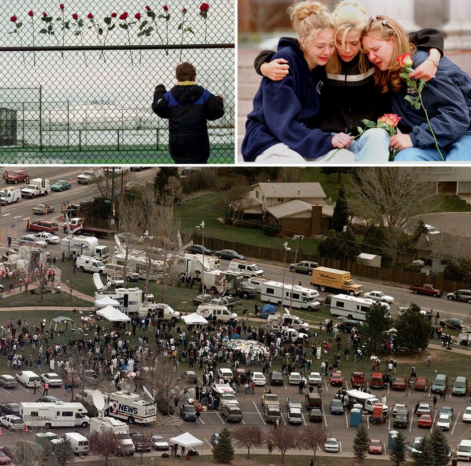 A List Of The Deadliest Mass Shootings In Modern U.S