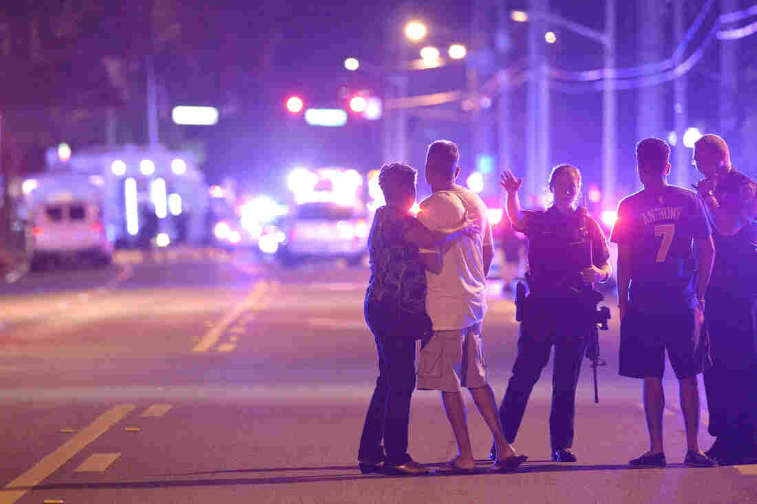 2016 Orlando Shooting - 20 Dead at Nightclub
