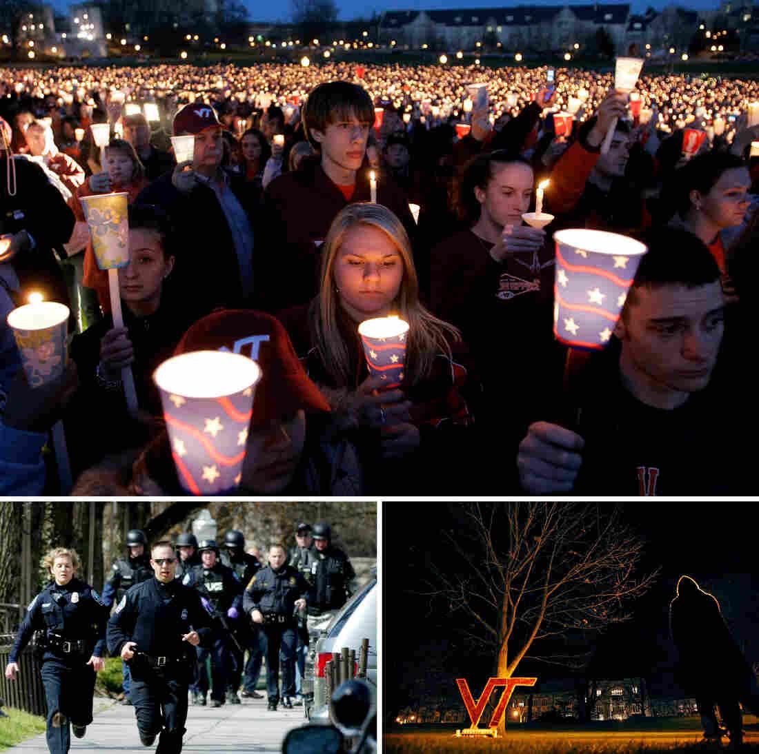 A List Of The Deadliest Mass Shootings In Modern U.S ...