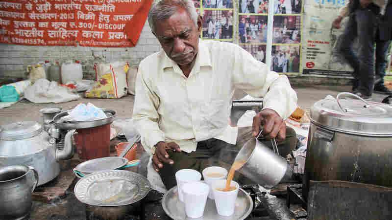 Tea Tuesday: Meet The Chai Wallahs Of India