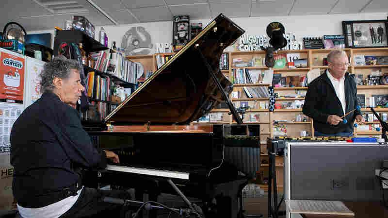 Tiny Desk Concert with Chick Corea & Gary Burton.